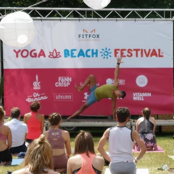 Yoga Beach Festival DUS 2021 - Workshop