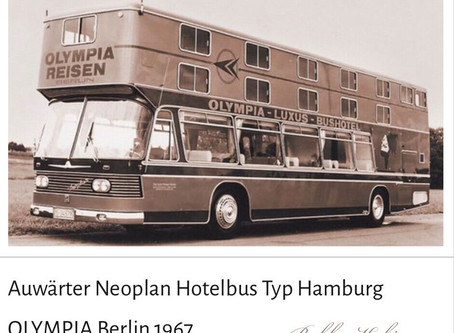 A hotel on a bus?? That's crazy! Or is it?