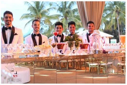 Barman Barmaid