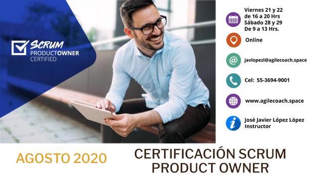 Curso de Certificación Product Owner