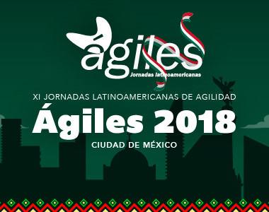 XI Jornadas Ágiles 2018 - CDMX