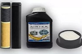 Kit Filtro Purificação e Aspiração MCH-6  Lubrificante