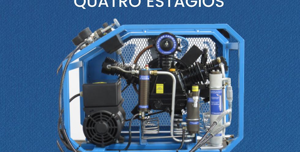 Compressor T6   Quatro Estágios