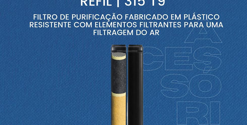 Refil Filtro Purificação 315 T9