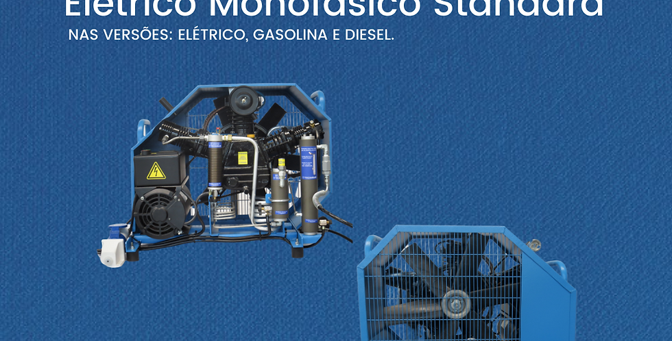 Compressor T6 | Elétrico