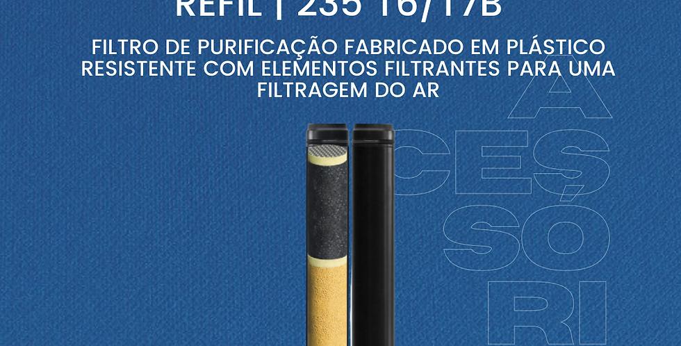 Refil Filtro Purificação 235 T6/t7b