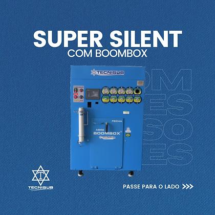 Super Silent Digital com Boombox T18 | 20 | 24