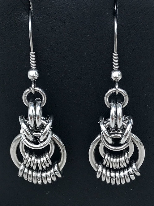 ED - Rings on Rings earrings
