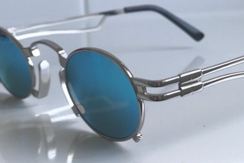 SZ2 -4 color option double wired arms small lens sunglasses