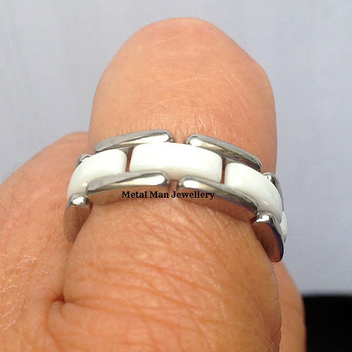 R9 - Stainless and ceramic chain ring