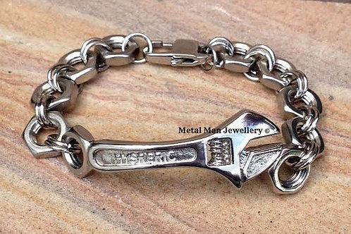 SP9 - Wrench with M8 Half Nut bracelet