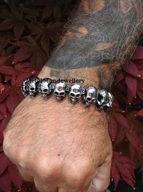 SF - Skulls Bracelet