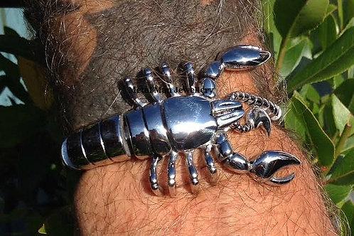 SCO - Unisex Scorpion wraparound bracelet