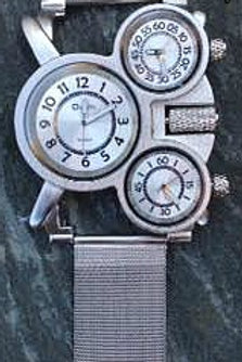 WCM- 3 time zone watch