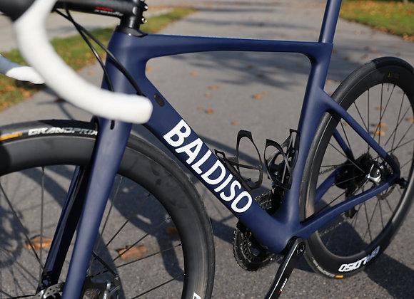 BALDISO Aero-Race Road Bike mit Ultegra Di2 + Carbon Laufräder
