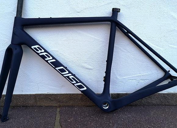 BALDISO Carbon Gravel Bike Frame set