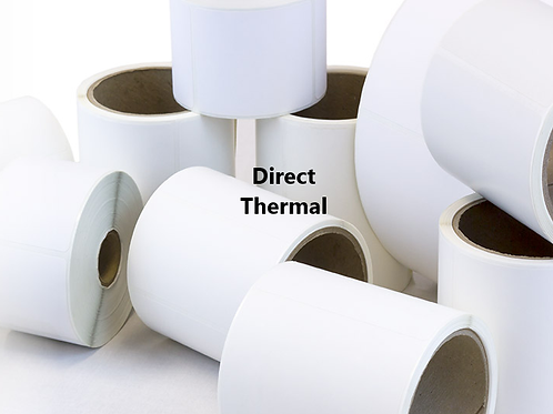 4x6 Direct Thermal Label Rolls (case)