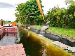 Geoweb panels, presto, Miami Lakes