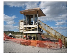 Delray Lifeguard Towers, timber pile