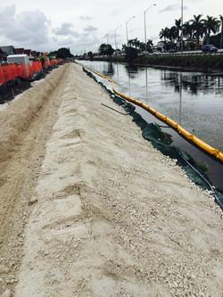 Limerock, HPTRM, canal stabilization