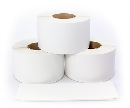 4 x 8 Thermal Transfer Label Rolls (case)