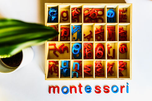 Montessori method is an educational mode