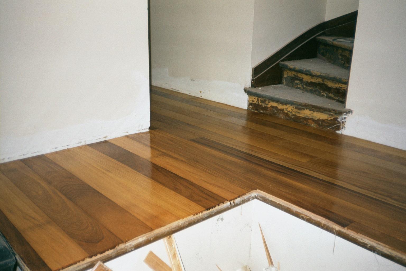 Rénovation à Hoeillart