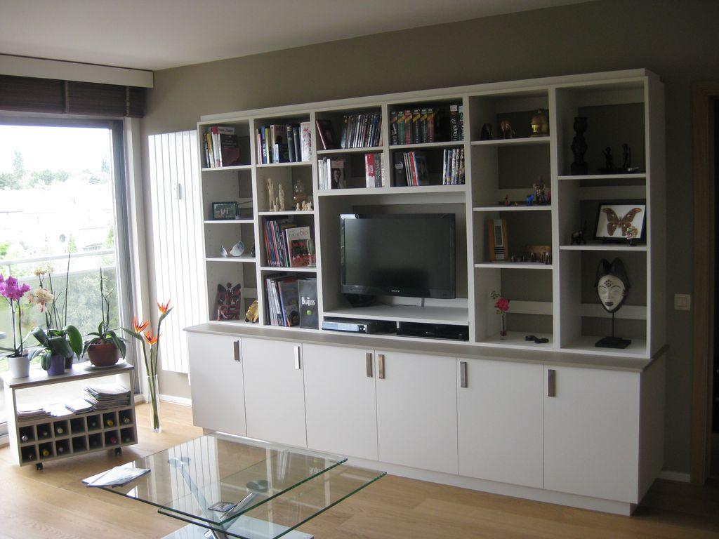 Rénovation d'un appartement à Woluwé