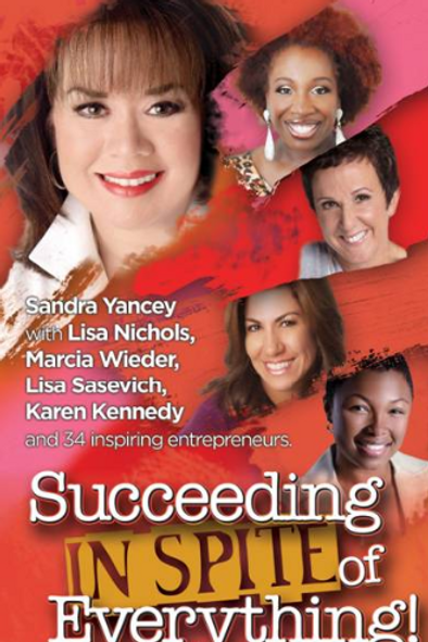 Succeeding In Spite Of Everything - Autographed Book