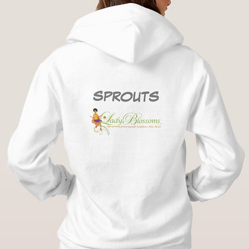 Lady Blossoms SPROUTS Sweatshirt