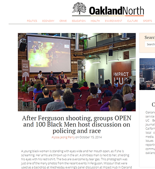 Karen Kenneddy Oakland Black Lives Matte