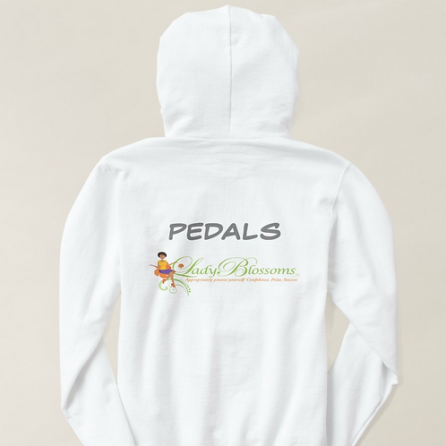 Lady Blossoms PEDALS Sweatshirt