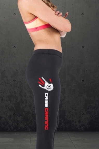 Tribe - Compression Leggings (NOW With HIGH Waist Band)