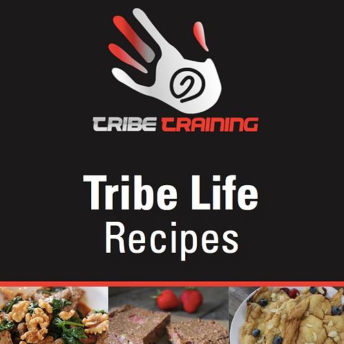Tribe Life Recipe Book
