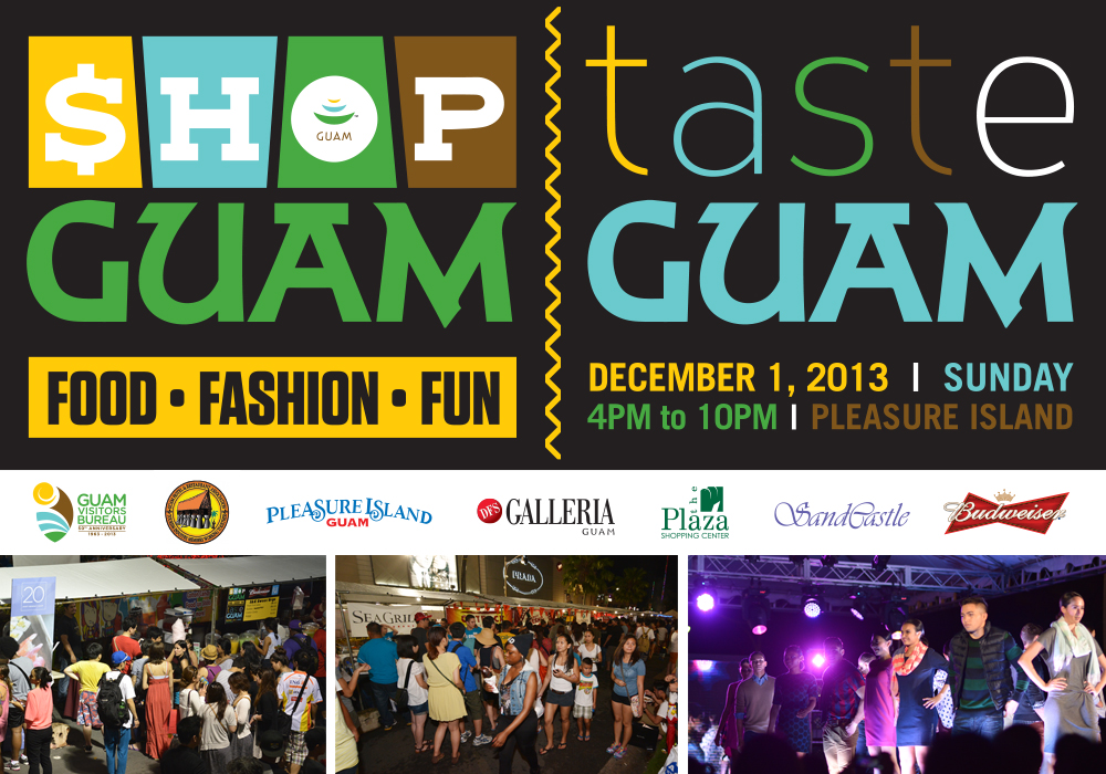 Shop Guam Taste Guam Billboard