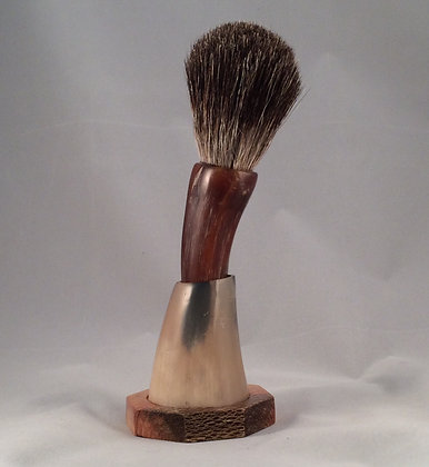#BC-1 Custom Horn Brush - made to order