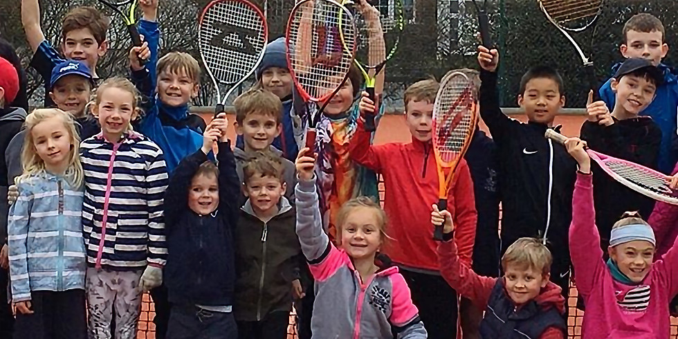 Junior Tennis Camp (8-11yrs)