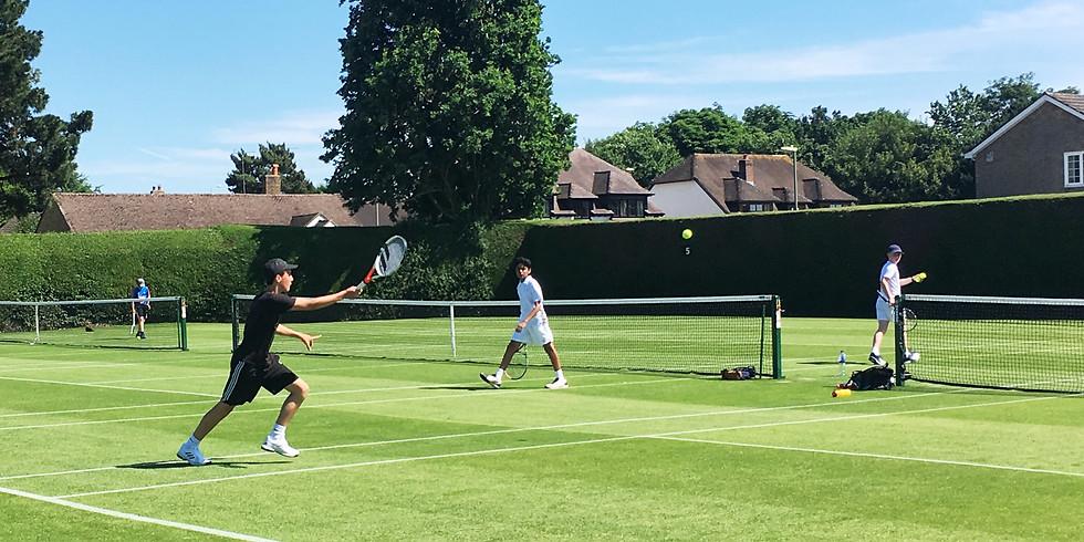 Junior Tennis Camp (11-16yrs)