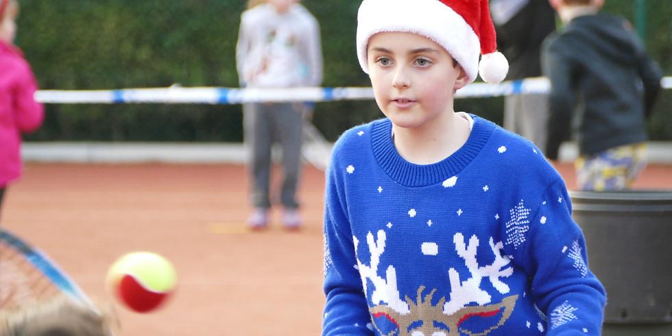 CHRISTMAS Junior Tennis Celebration