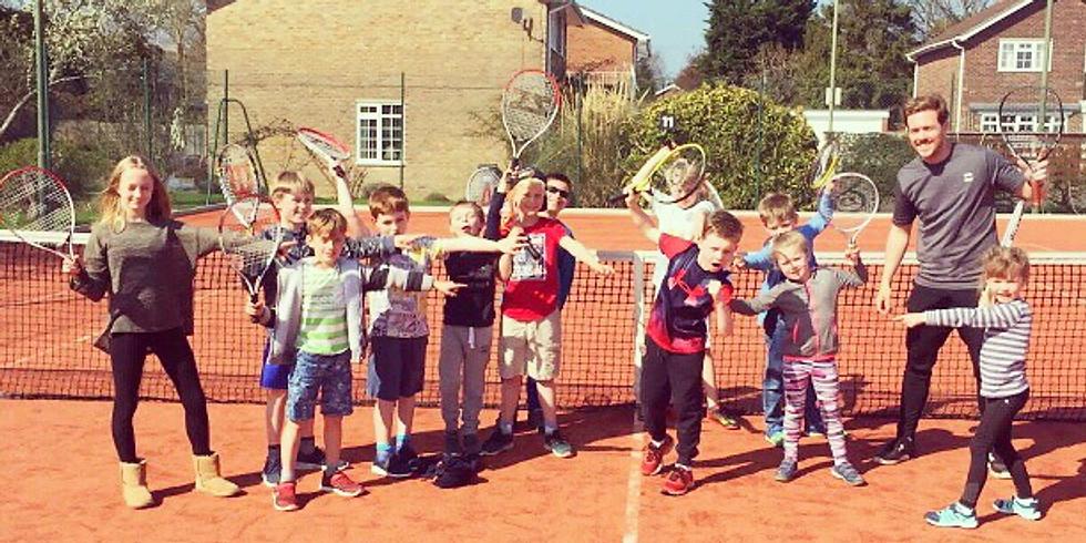 Mini Tennis EASTER Camp (5-10yrs)