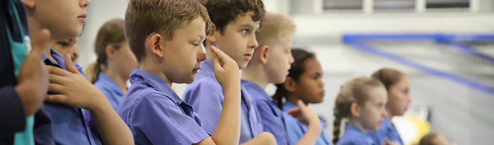 MacKillop Catholic Primary School Religious Culture