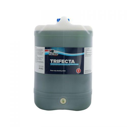 Deodoriser, sanitiser, spray and wipe cleaner
