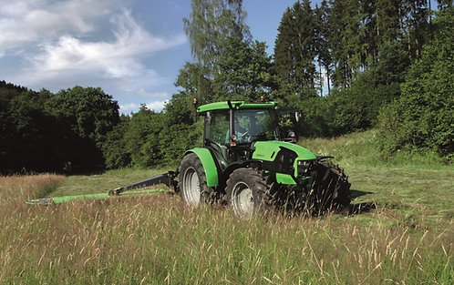 Deutz Fahr 5G Heavy Duty Series