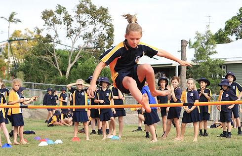 St Joseph's School Wandal Sports Carnival