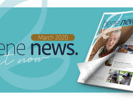 Bene News - March 2020 Edition
