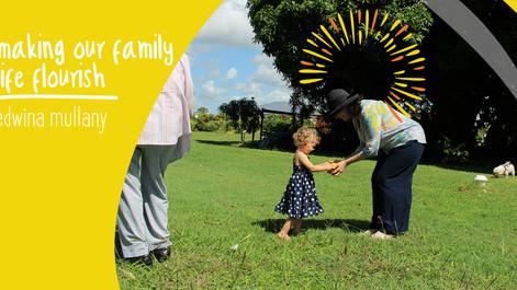 EP36: Making our family life flourish with Edwina Mullany