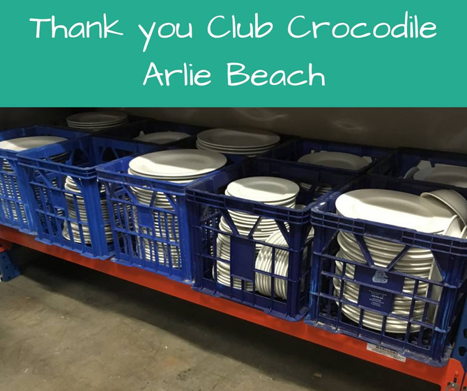 Big thanks to Club Crocodile!