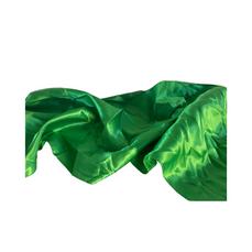 CHAIR SASH (GREEN SATIN)