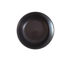 BLACK SOUP BOWL (22cm)