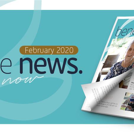 Bene News - February 2020 Edition